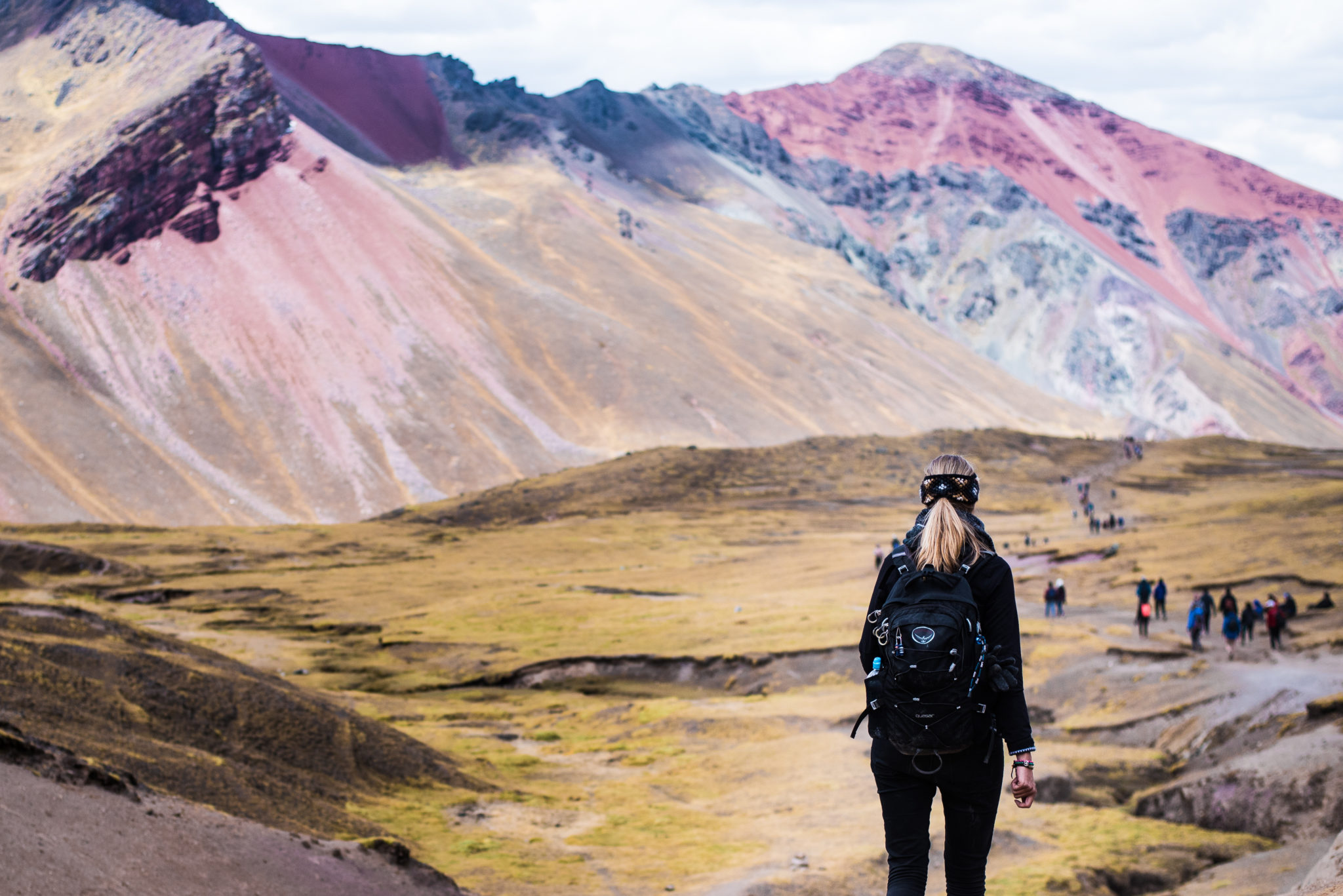 Peru Bolivia Mark Bonsink